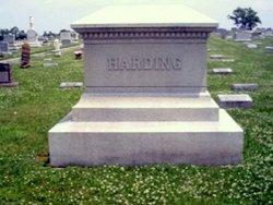 Sarah Mary <i>Moss</i> Harding
