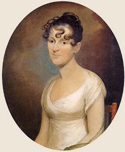 Elizabeth Washington <i>Gamble</i> Wirt