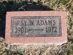 Ray William Bud Adams