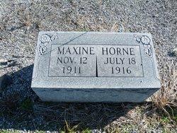 Maxine Horne