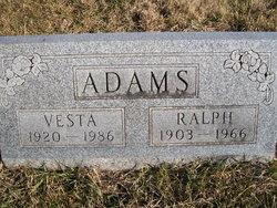 Ralph Toad Adams