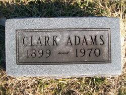 Clark C Bud Adams