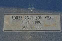Loree <i>Anderson</i> Veal