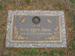 Ruth <i>Price</i> Abell