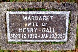 Margaret <i>Swain</i> Gall