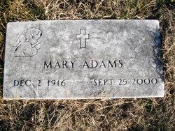 Mary Rita <i>Lotz</i> Adams