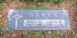 Marie Madeline <i>Enginger</i> Baker