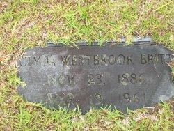 Clyda <i>Westbrook</i> Britt