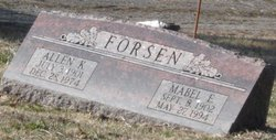 Mabel E Forsen