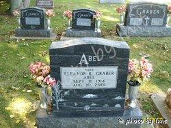 Eleanor K <i>Graber</i> Abel