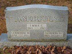 Geraldine M. Andrews