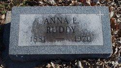 Anna E. Ruddy