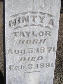 Minty A. Taylor