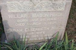 Willard Mason Hixon