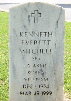 Kenneth Everett Mitchell