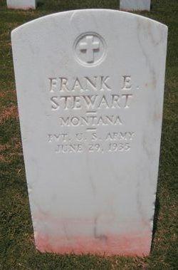 Frank E Stewart