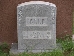 James Edward Bell
