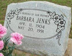 Barbara Jenks