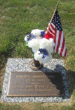 Corp David Charles Armstrong