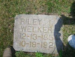 Riley Isaac Welker