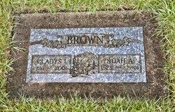 Gladys Ingaborg <i>Magnuson</i> Brown