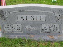 Anna F Alsip