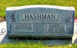 Lucille E. <i>Knapp</i> Hashman