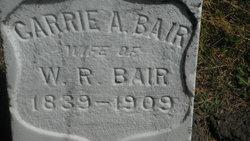 Carrie Alice Bair