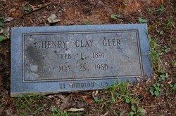 Henry Clay Geer