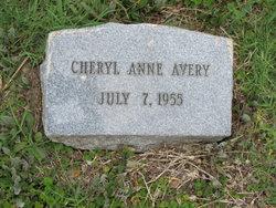 Cheryl Ann Avery