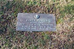 James V Pinkus