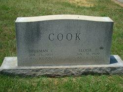 Eloise <i>Thornton</i> Cook