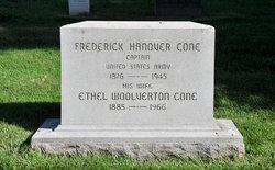 Frederick Hanover Cone
