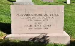 Alexander Hamilton Weber