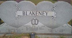 Rebecca J. <i>Gordy</i> Blakeney