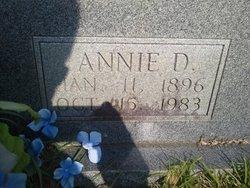 Annie D. <i>Mason</i> Gordy