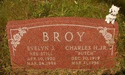 Charles H Butch Broy, Jr