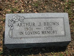 Arthur Jewel Brown