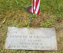 Kenneth Merle Grinnell, II