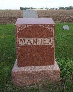 Louisa Jane <i>Hoar</i> Mander