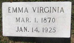 Emma Virginia Tidler