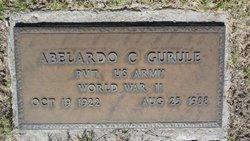 Pvt Abelardo C. Gurule