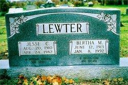 Betha Odell <i>McFarland</i> Lewter