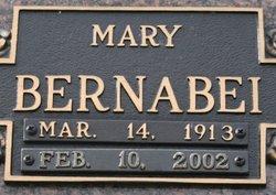 Mary <i>Mariani</i> Bernabei