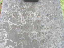 Mary Boyd <i>Williams</i> Hubler