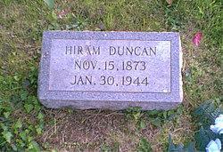 Hiram Duncan