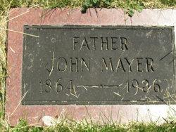 Rev John Mayer