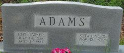 Coy Tasker Adams