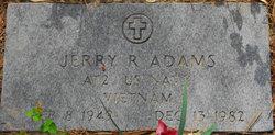 Jerry R Adams