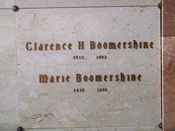 Marie Boomershine